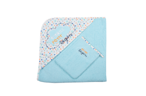 Petit Béguin LITTLE DREAMS BOY Cape de bain - 12,99€