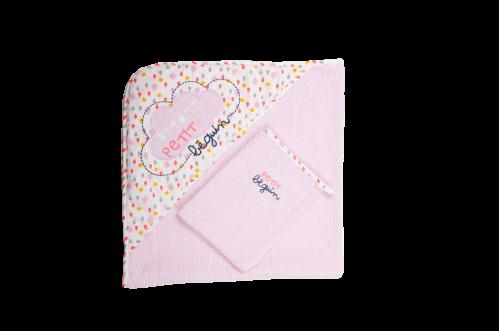 Petit Béguin LITTLE DREAMS GIRL Cape de bain - 12,99€