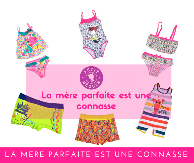 Avis nouvelle collection maillots de bain petit beguin ete 2016