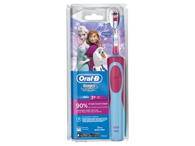 Oral-B_D12 Brush Set_80279912_Frozen D12 Power Brush_Front_WE_02_d_big