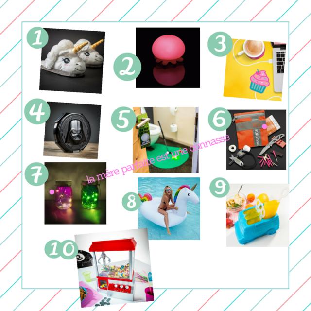 Coup de coeur selection top 10 idées cadeaux cadeaux folies blog la mere parfaite est une connasse.png