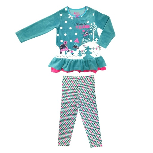 pyjama-fille-manches-longues-iceland