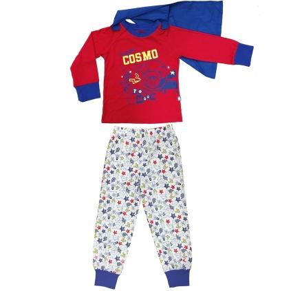 pyjama-garcon-manches-longues-super-cosmo-cape-amovible