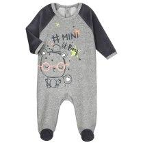 Pyjama-bébé-velours-Mini-Boy-petit-beguin