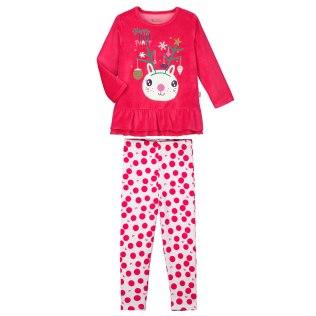 Pyjama-Happy-Noël-fille-Petit-Béguin